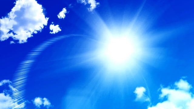 今年の夏の暑さはいつまで続く?