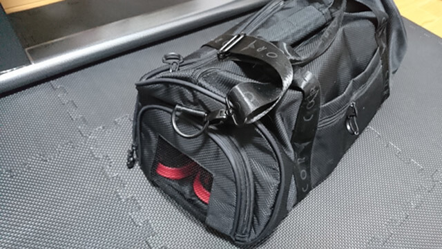 トレーニングバッグ