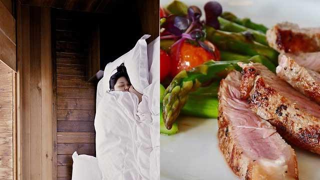 睡眠と栄養